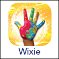 a photo of wixie