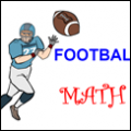 photo of football math