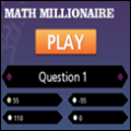 photo of math millionaire game