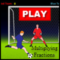 photo of multiplying fractions game