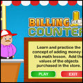photo of billing counter