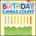 photo of birthday candle count