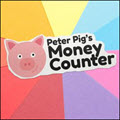 photo of peter pig money counter