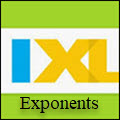 photo of IXL exponents