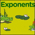 photo of crocodile exponents