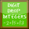 photo of drop digit integers
