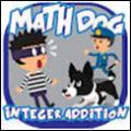 photo of math dog addition
