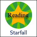 photo of starfall reading
