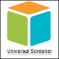 photo of universal screener