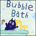 photo of bubble bath
