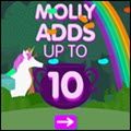 photo of molly adds up to 10