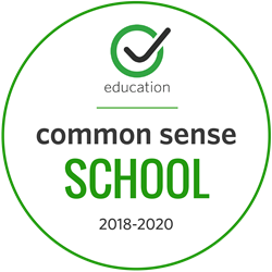 a photo of common sense school